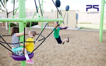 ضریب اطمینان وسایل بازی در پارک ها